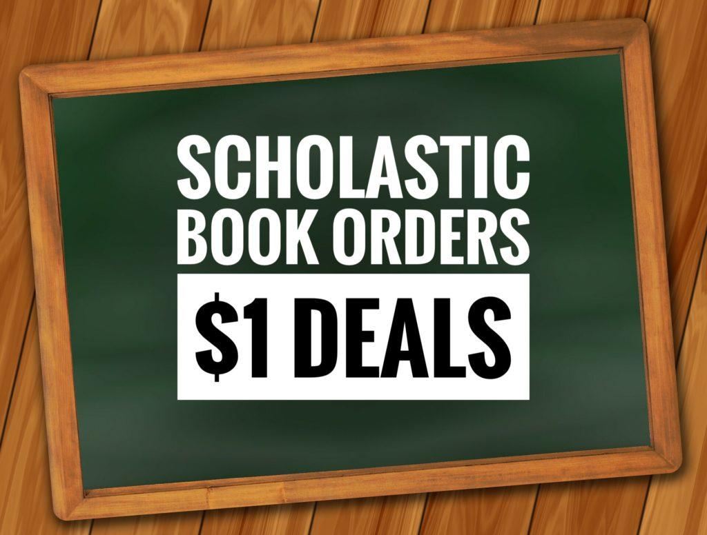 Scholastic Book Orders - $1 Deals
