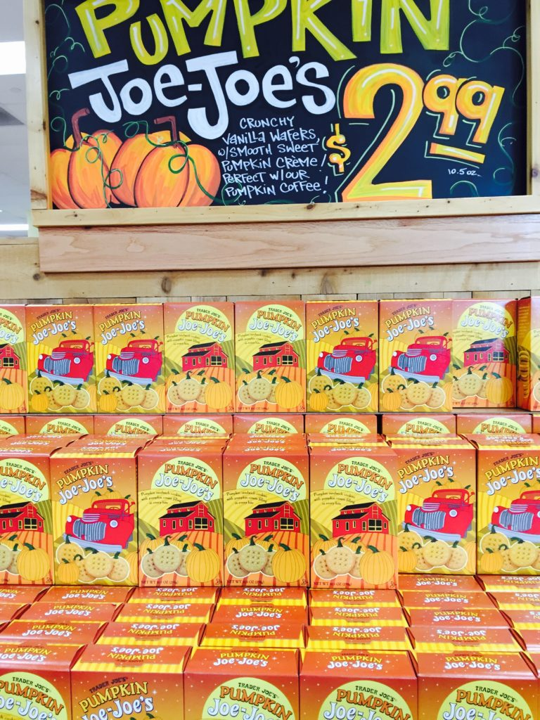 Fall Favorites from Trader Joe's