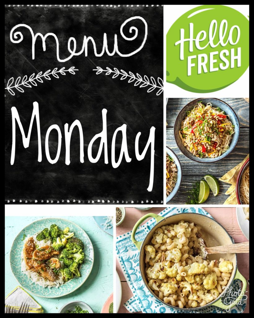 Meal Planning with HelloFresh - Easy & convenient way to eat healthy!