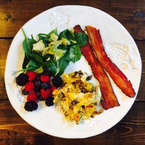 Day 12 Whole 30 Breakfast