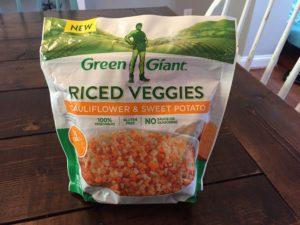riced veggies