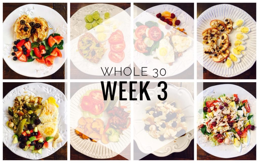 whole 30 week 3