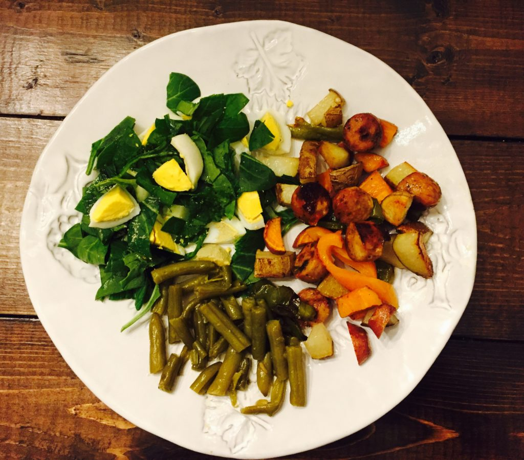 whole 30 day 2 dinner