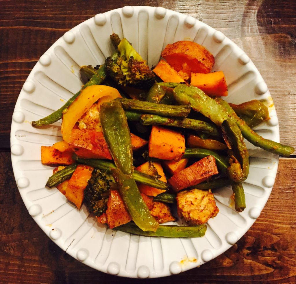 whole 30 day 4 dinner