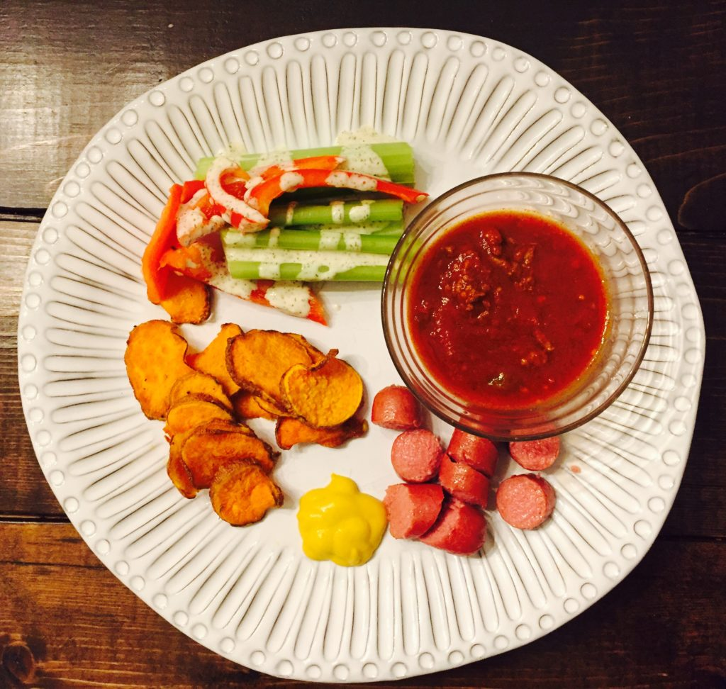 whole 30 day 6 dinner