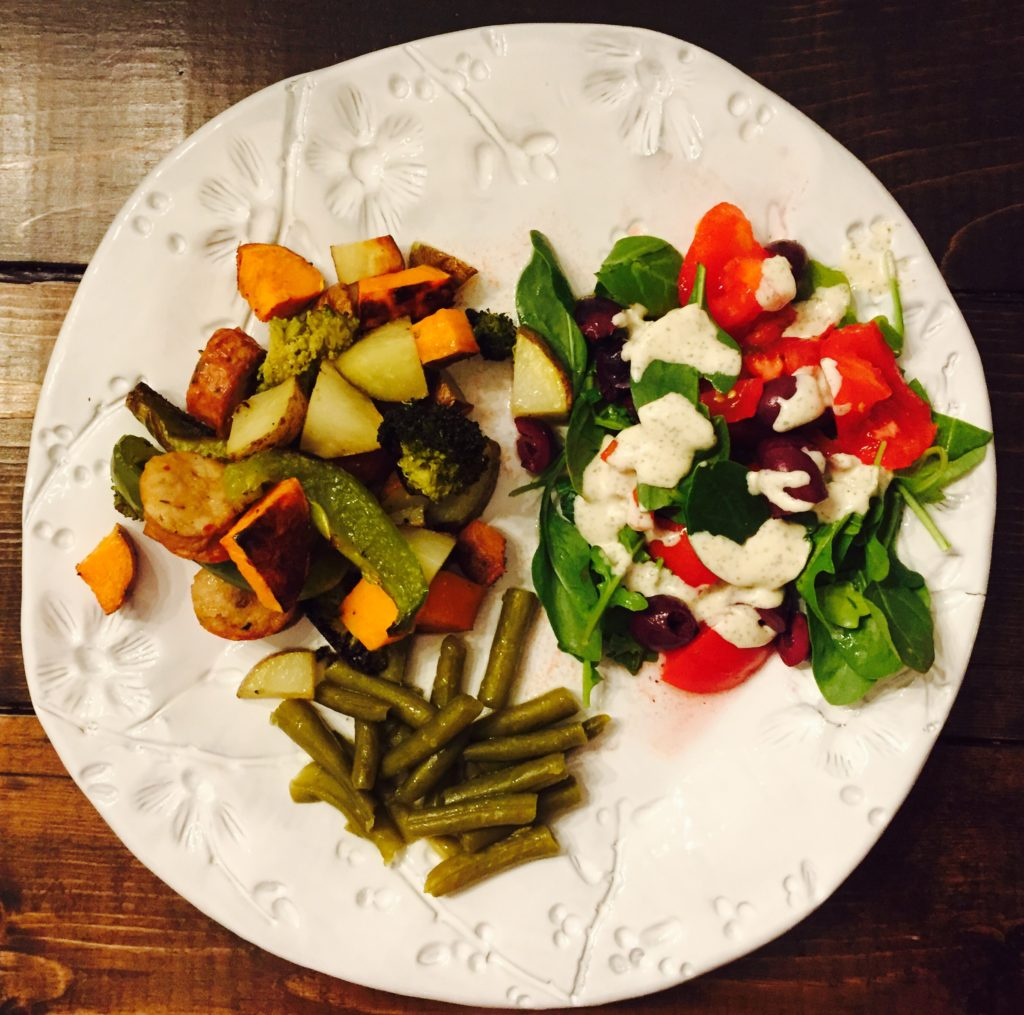 whole 30 day 7 dinner