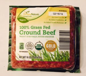 Aldi Ground Beef