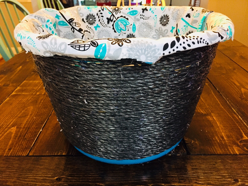 DIY Dollar Tree Basket