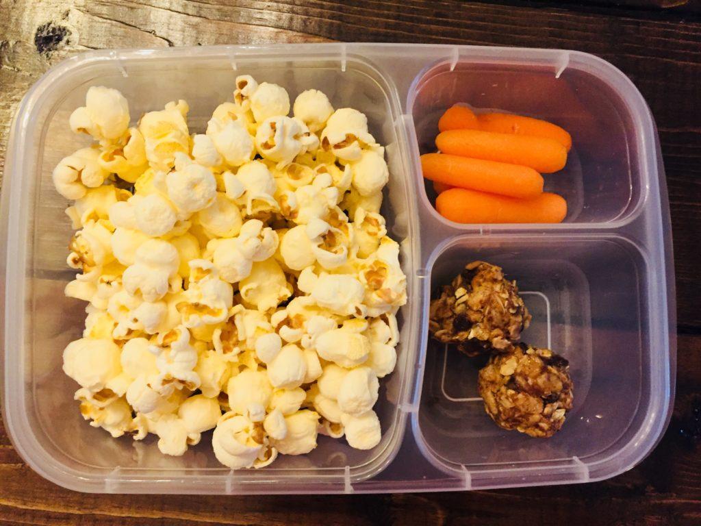 bento box snack tray for kids