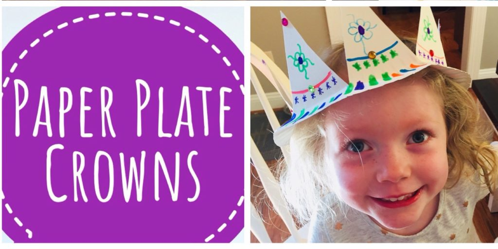 East Craft - Paper Plate Crowns