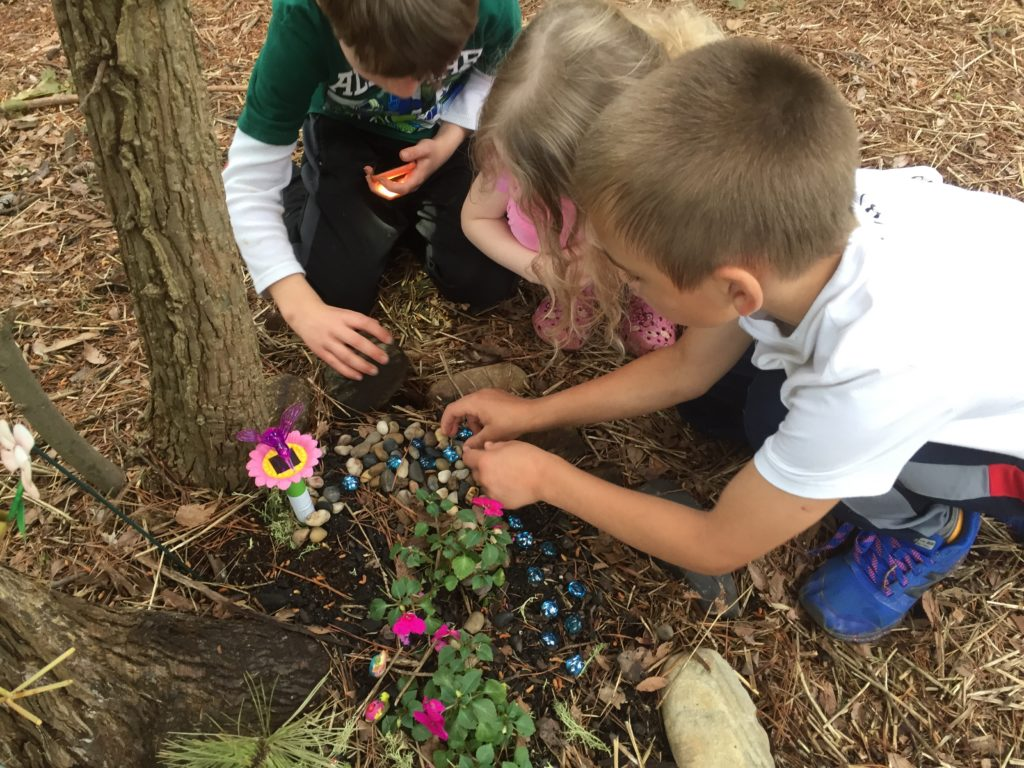 Fairy Garden on a Budget from Dollar Tree - fun activity for the kids!