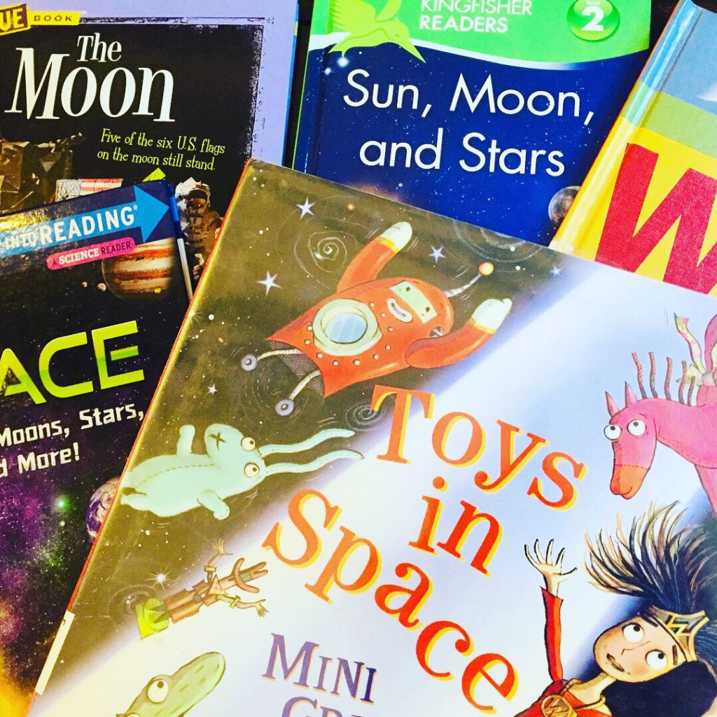 Space Themed Books