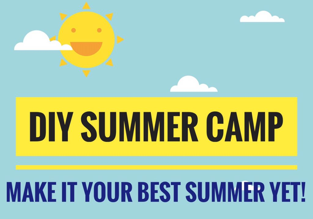 DIY Summer Camp - Camp Mom