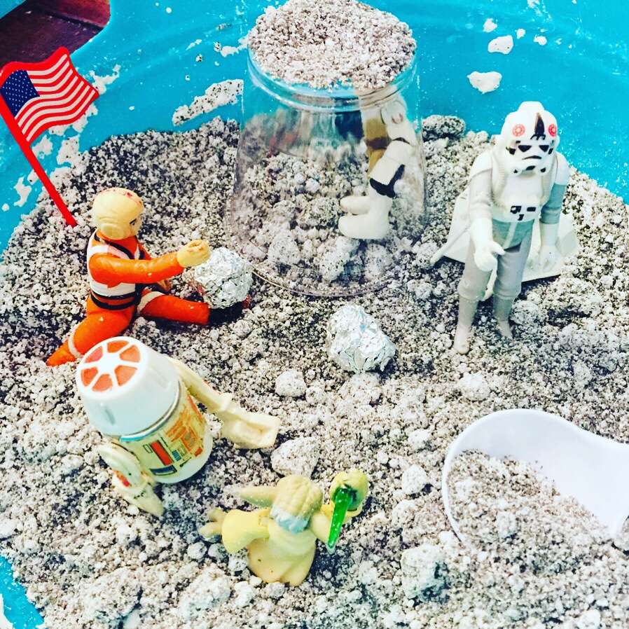 Star Wars Moon Sand