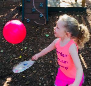 BalloonTennis