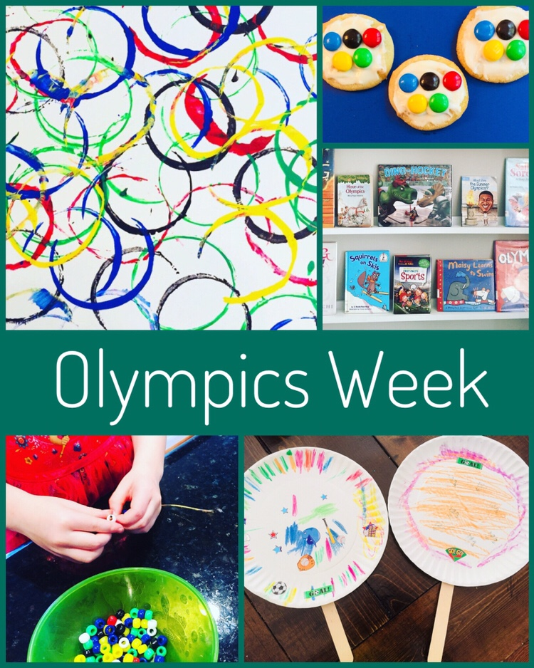 Fun and Simple Activities for Olympics Week