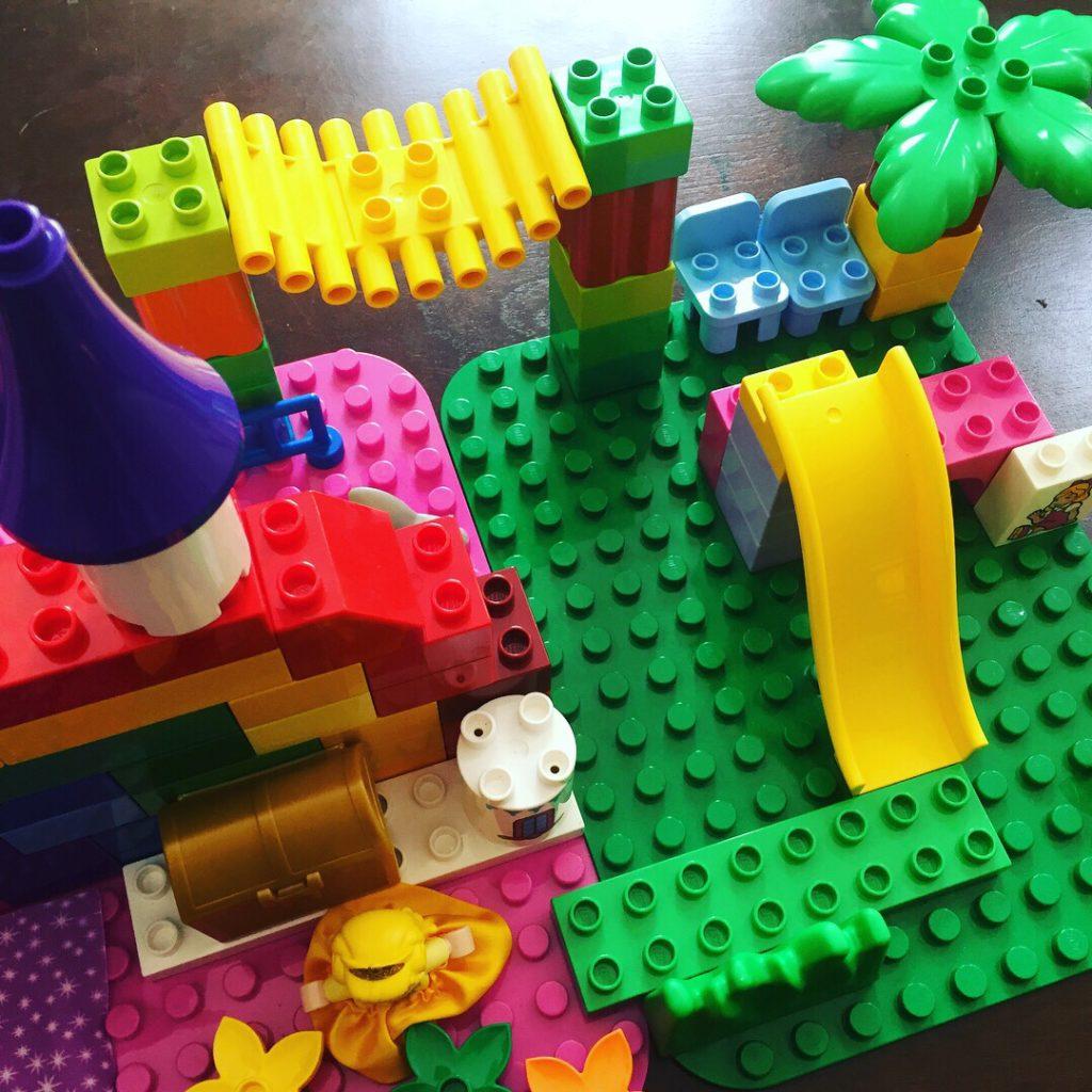 Lego Duplo Playground