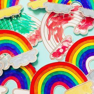 Rainbow Week Coloring