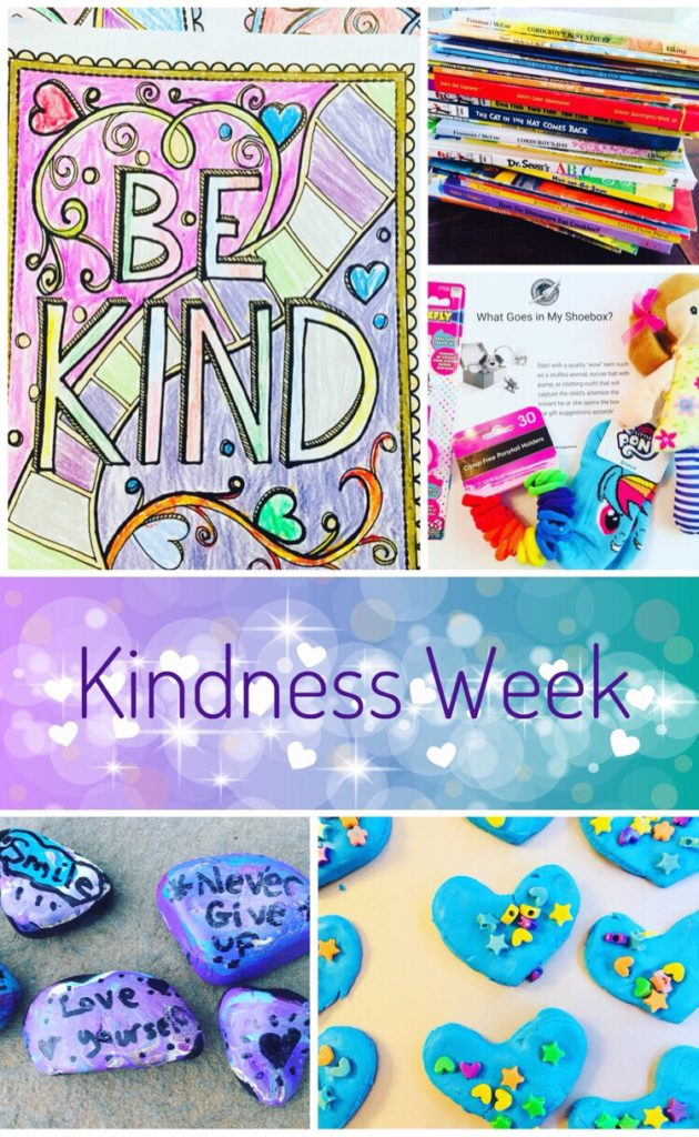 KIndness Week Crafts and Activities are a great way to teach children to show kindness to others. There are so many simple ways we can choose to be kind.