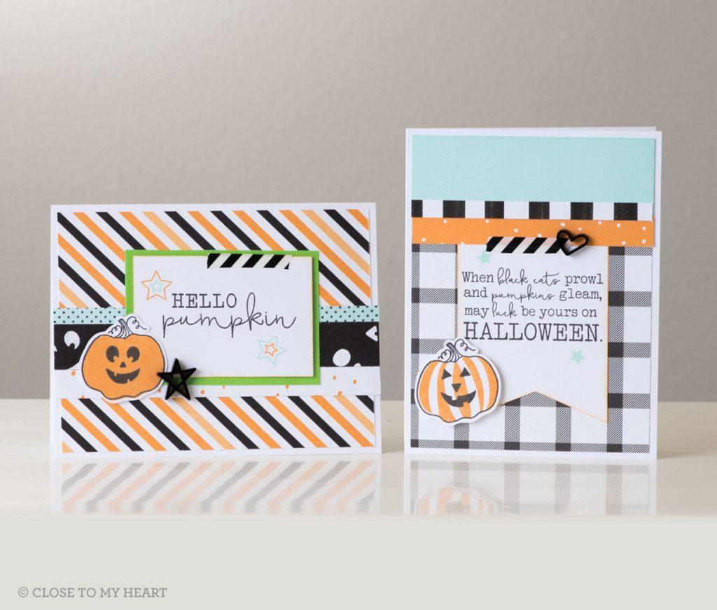 Hello Pumpkin Cards