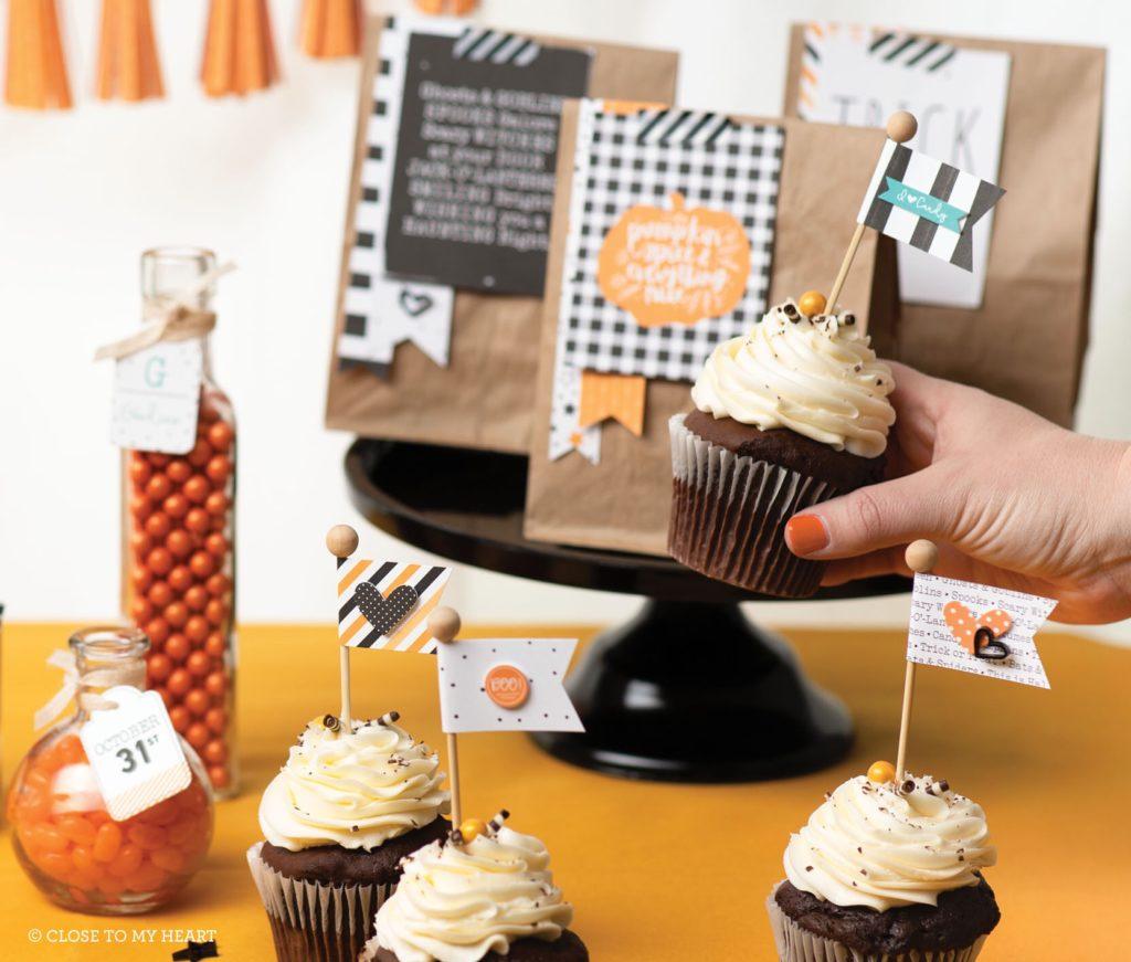 Hello Pumpkin Scrapbooking Paper Collection