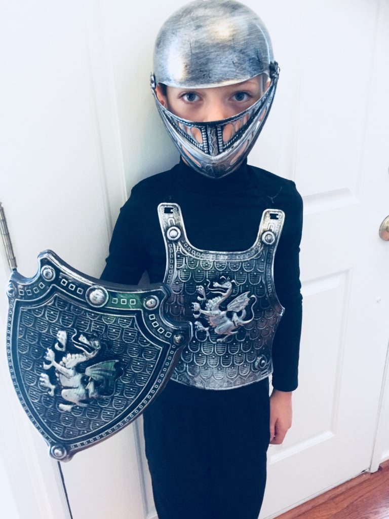 Budget Halloween Costumes for Boys