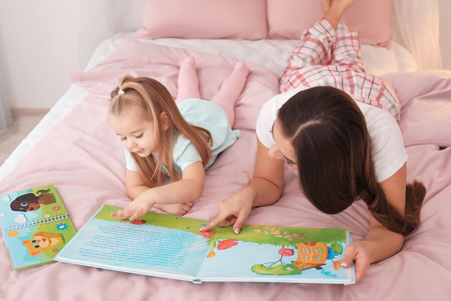 how to turn story time into thinking time