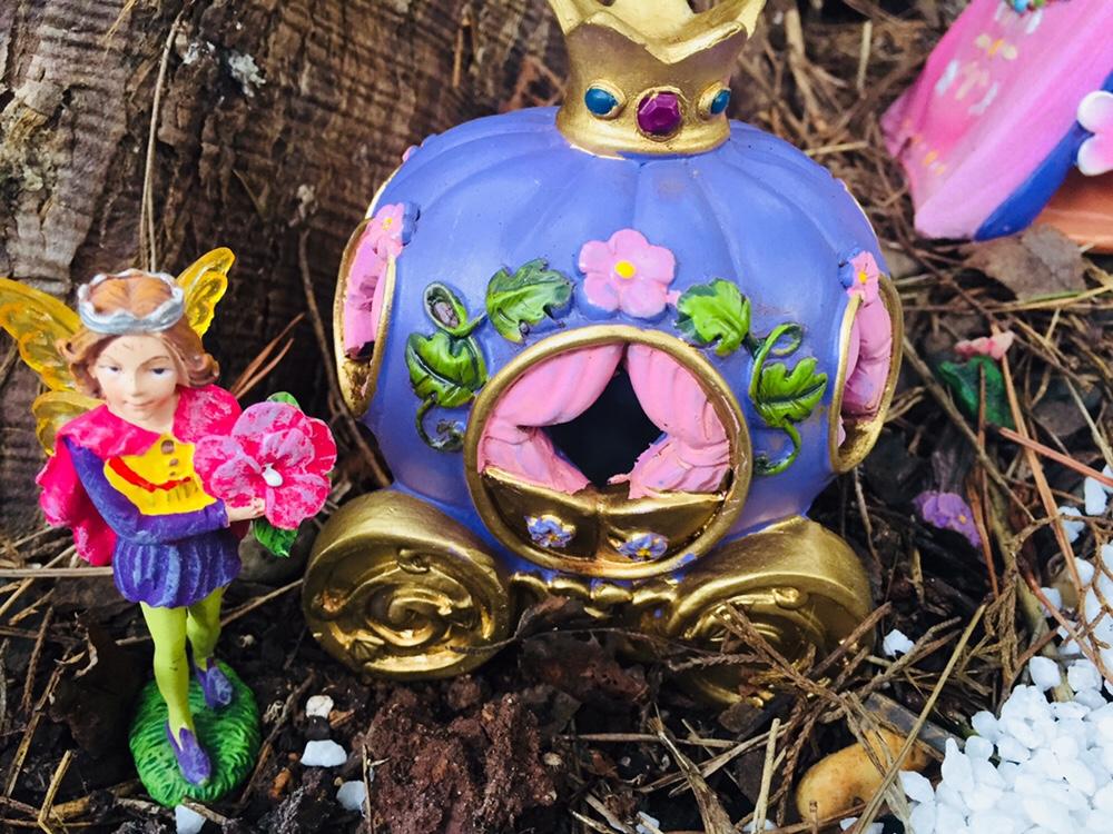 Princess Fairy Garden