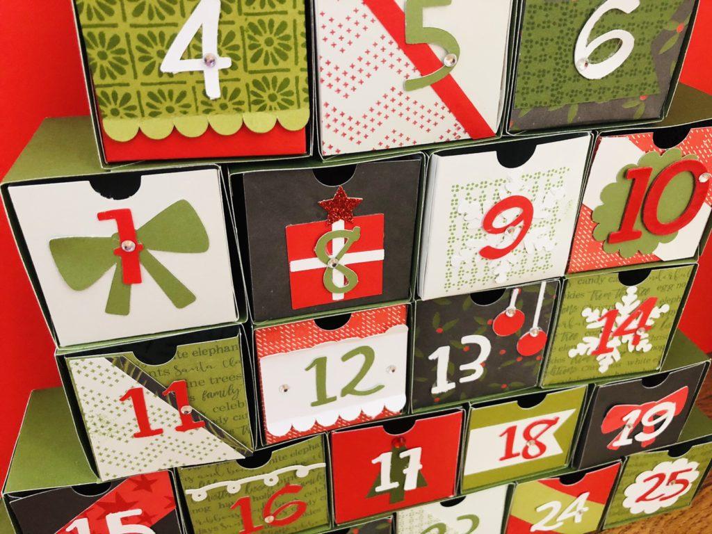 Cricut Advent Calendar