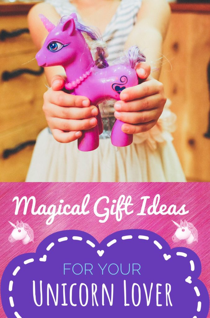 Magical Gift Ideas for Unicorn Lovers - Amazing gifts for kids who love unicorns. List includes books, toys, games, and crafts!