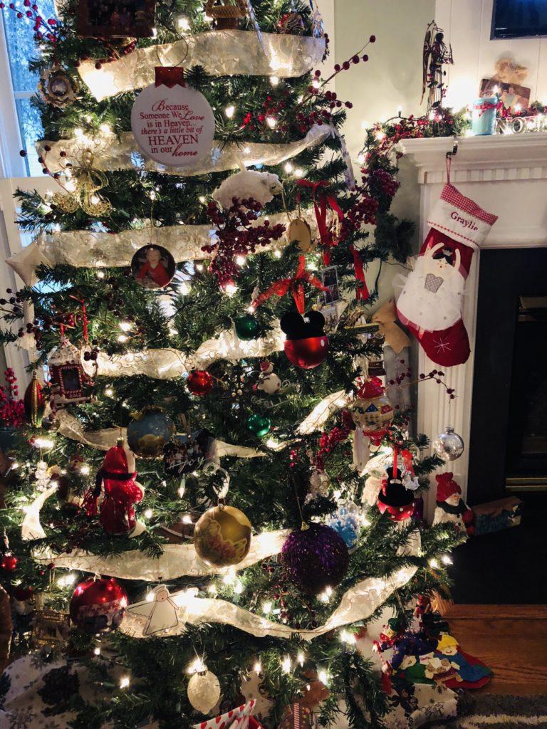 Christmas Tree of Memories