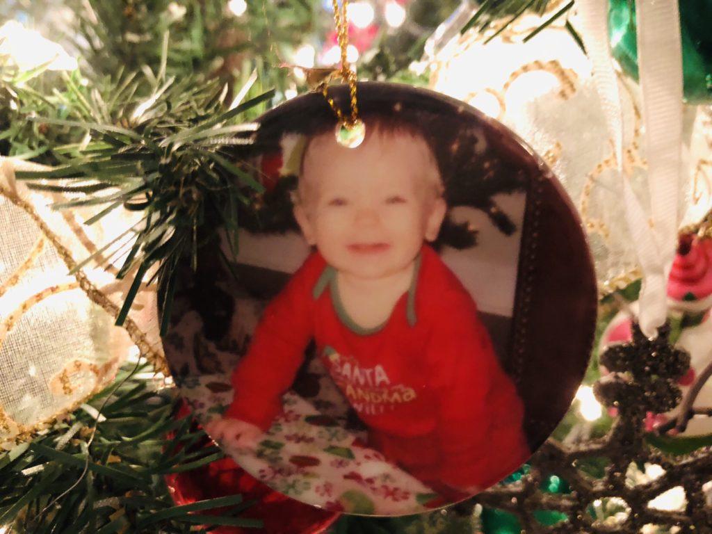 Photo Ornament Tradition