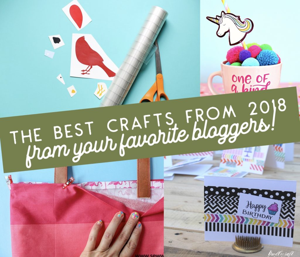 Best Crafts of 2018