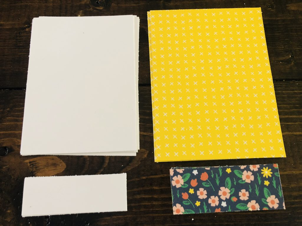Cardmaking for Beginners using CTMH kits