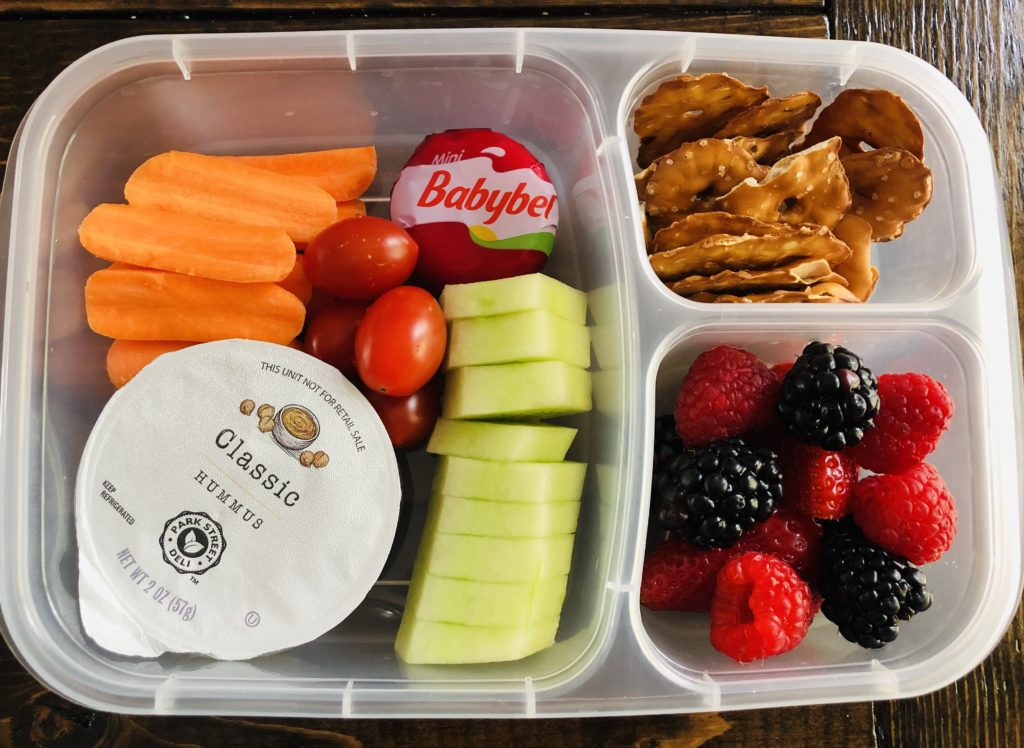 Bento Box Lunch Prep