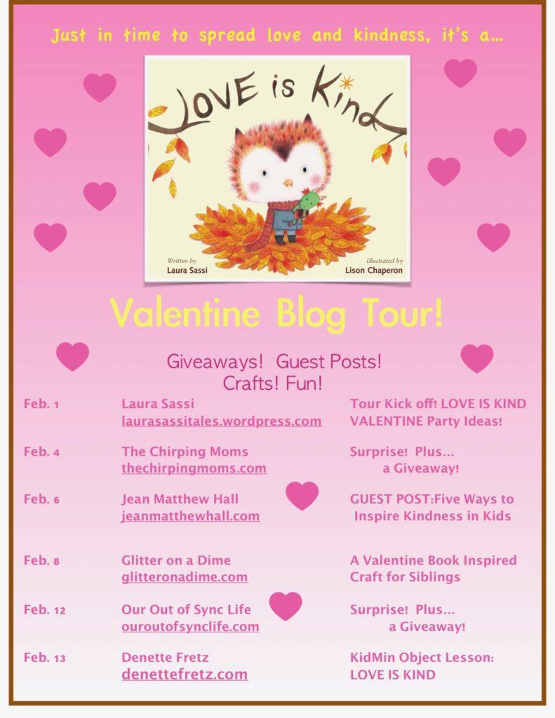 love is kind valentine tour