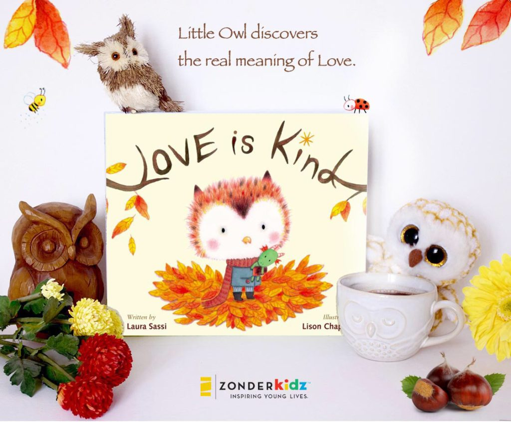 Love Is Kind Book Giveaway
