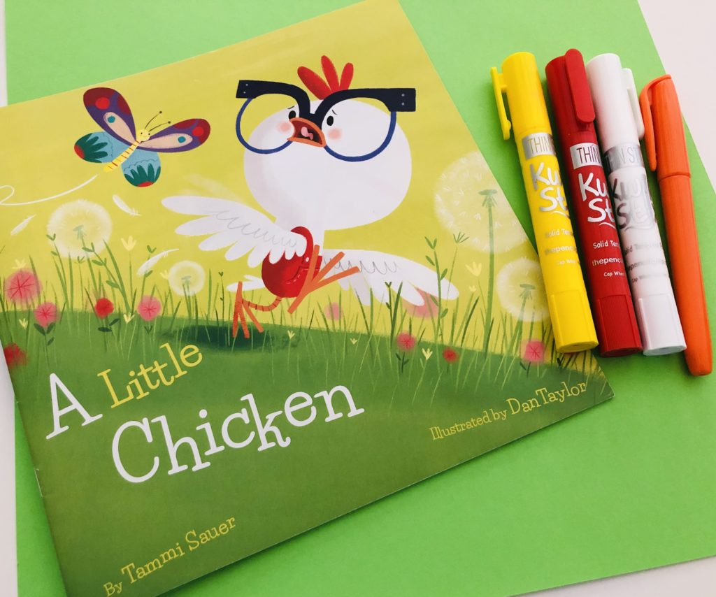 A little chicken book review