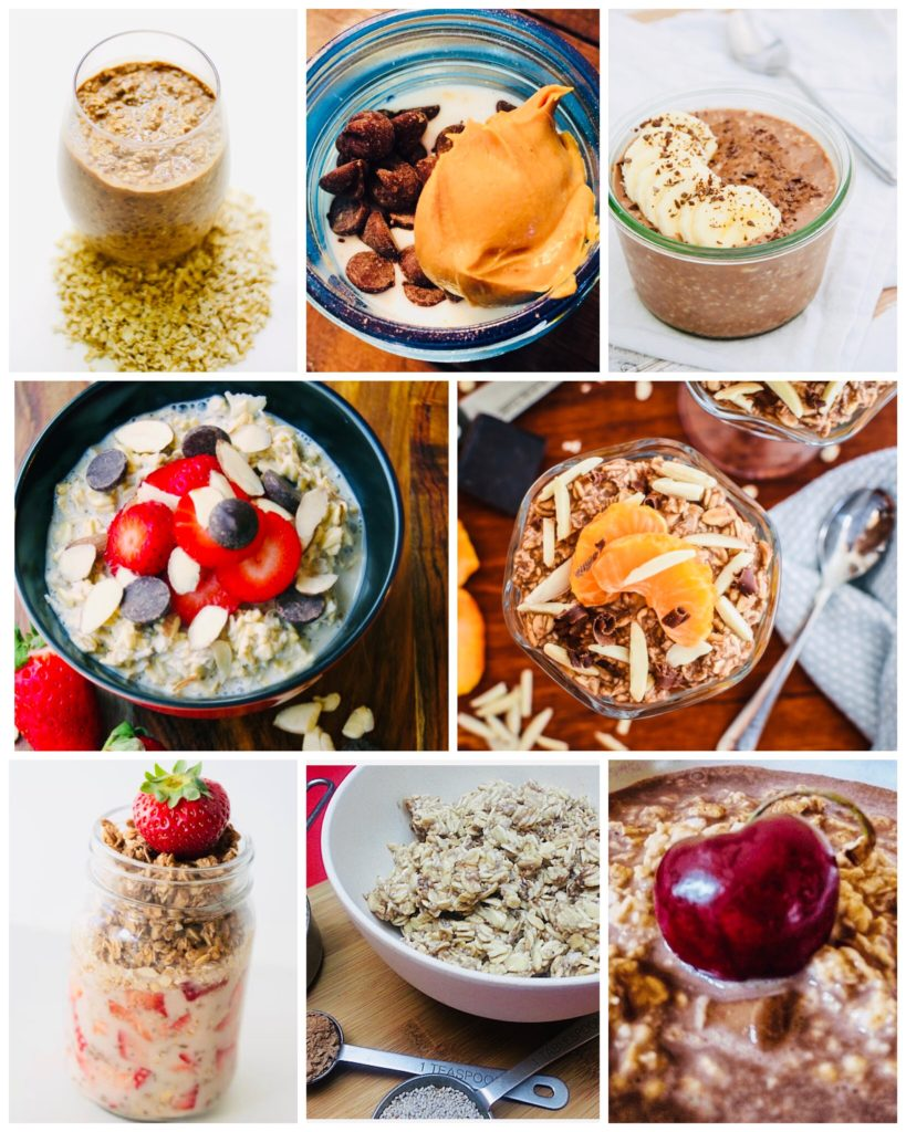 Overnight Oats for Chocolate Lovers