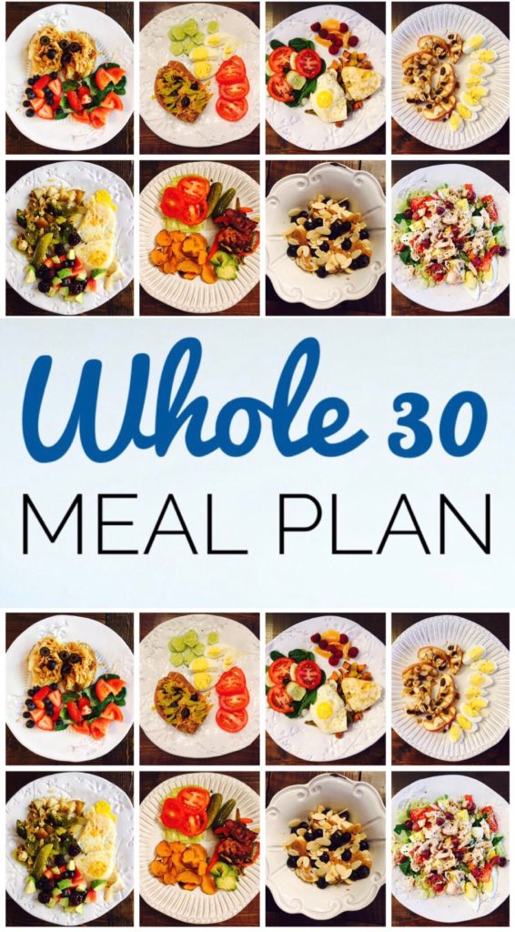 Whole 30 Meal Plan for Week 3 - trying some new recipes and products to get us through!