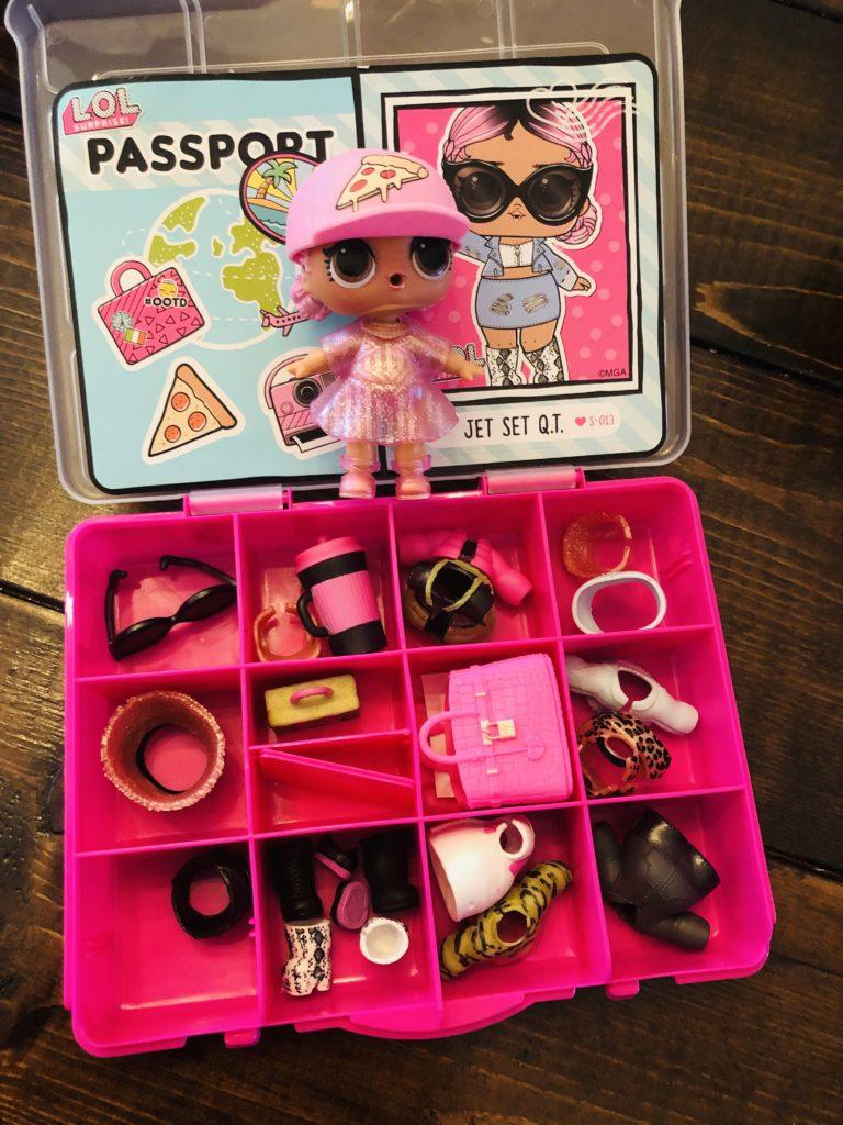 LOL Doll Accessory Case