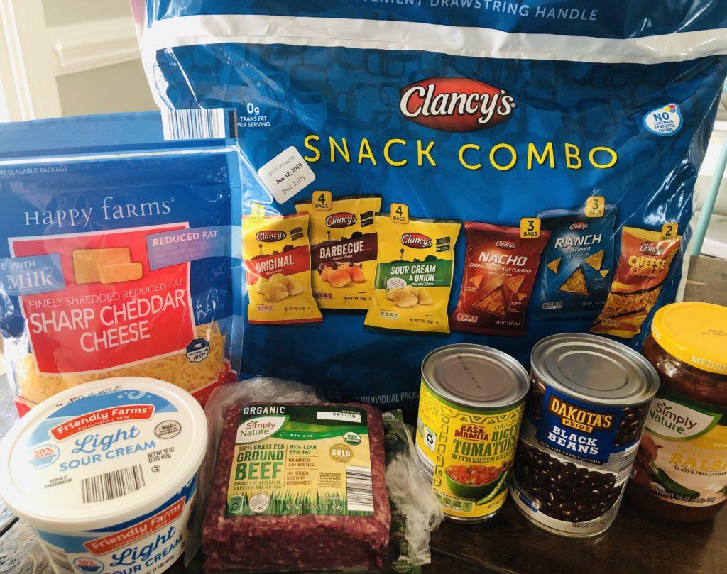 Aldi Taco Supplies