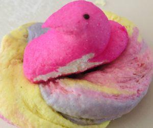Easter Peeps Edible Slime Recipe