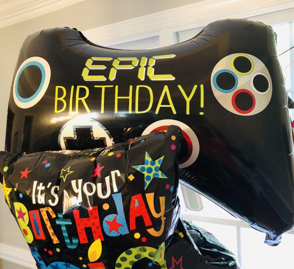 Game Controller Balloon