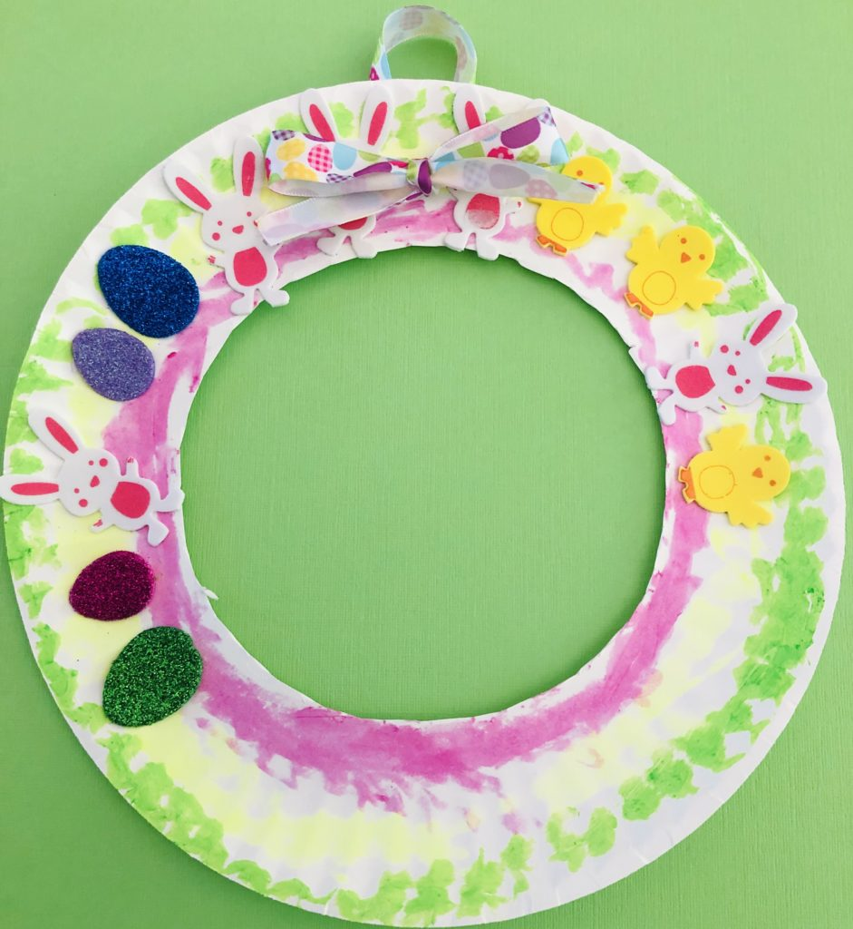 Easter Craft for Preschool Kids