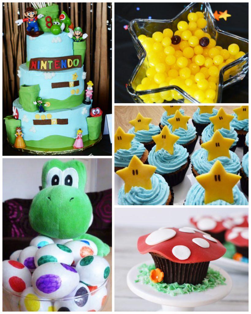 Super Mario Bros Party Ideas