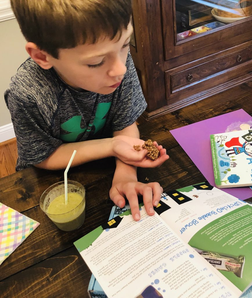 Nature's Path snacks for kids