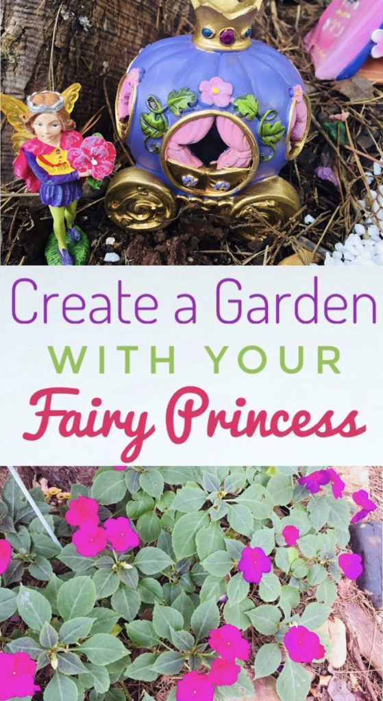 Create a Fairy Garden with your little princess!