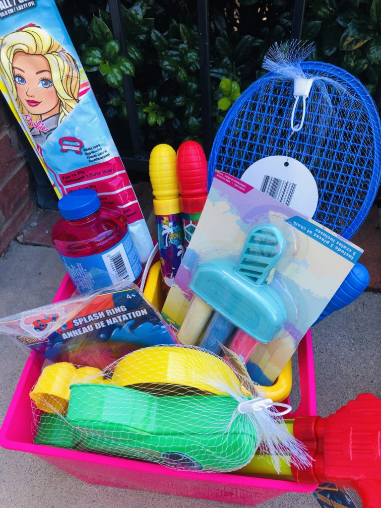 Dollar Tree Summer Toys