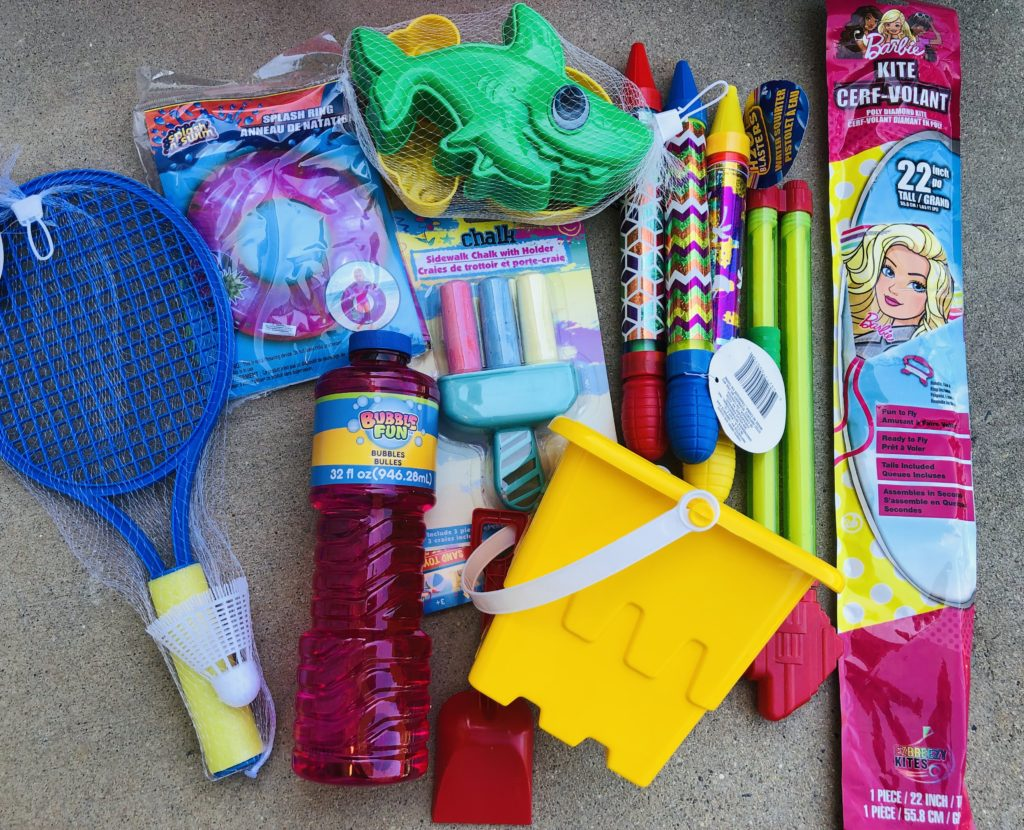 Dollar Tree summer items